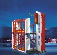Playmobil City Action 5361 Caserne des pompiers avec alarme-Image 1