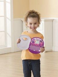 VTech dagboek KidiSecrets roze NL-Image 1