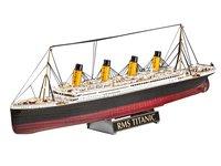 Revell modelbouwdoos R.M.S. Titanic 100th Anniversary-Rechterzijde