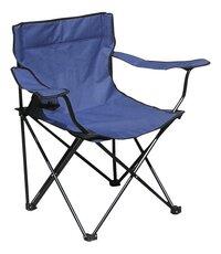 Nordic Master fauteuil de camping Bahia bleu