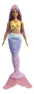 Barbie mannequinpop Dreamtopia Zeemeermin met regenboogstaart-Vooraanzicht