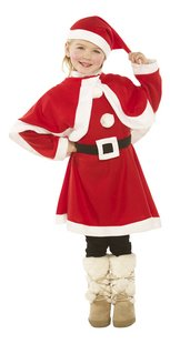 Goodmark déguisement de Mère Noël taille 122/134-Image 1