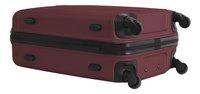 Transworld Set de valises rigides Freedom Spinner dark red-Base