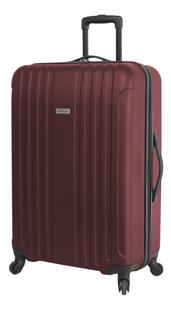 Transworld Set de valises rigides Freedom Spinner dark red-Côté droit