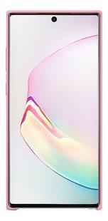 Samsung Silicone Cover voor Galaxy Note10+ roze-Vooraanzicht