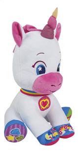 baby Clementoni peluche interactive Unicorn-Côté gauche