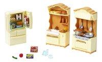 EPOCH Sylvanian Families 5341 - Keukenspeelset-commercieel beeld