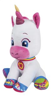 baby Clementoni peluche interactive Unicorn-Côté droit
