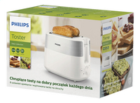 Philips Broodrooster Daily Collection HD2515/00-Rechterzijde