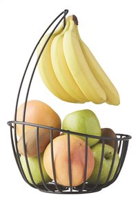 Point-Virgule Corbeille à fruits avec porte-bananes Ø 24 cm