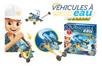 Buki France Mini véhicules à eau-Détail de l'article