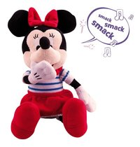 Peluche interactive Minnie Mouse kiss kiss-Avant