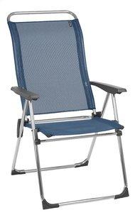 Lafuma chaise de camping Alu Cham Ocean-Côté gauche