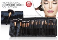 Rio Professional Cosmetic Brush Collection - 24 pièces