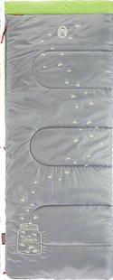 Coleman Sac de couchage pour enfants phosphorescent-Avant