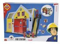 Set Sam le pompier Fire Station