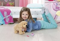 BABY born interactieve knuffel Hondje Andy-Linkerzijde