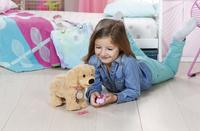 BABY born interactieve knuffel Hondje Andy-Rechterzijde
