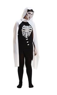 Déguisement de squelette taille 42
