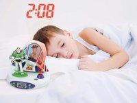 Lexibook Wekkerradio met projectie Toy Story 4-Afbeelding 1