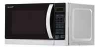 Sharp Micro-ondes combiné R642INW inox-Côté droit
