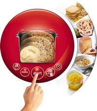 Moulinex Broodoven Simply Bread OW210130-Afbeelding 1