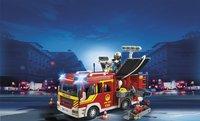 Playmobil City Action 5363 Fourgon de pompier-Image 1