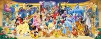Ravensburger panoramapuzzel Disney groepsfoto-Vooraanzicht