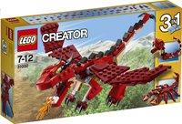 LEGO Creator 31032 Rode dieren