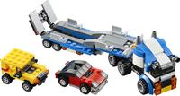 LEGO Creator 31033 Autotransport-Vooraanzicht