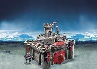 PLAYMOBIL Knights 6001 Citadelle des chevaliers de l'Aigle-Image 1