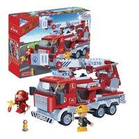 BanBao Fire 8313 Camion de pompiers-Détail de l'article