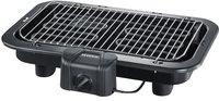 Severin Elektrische barbecue/grill PG2790 zwart-Vooraanzicht