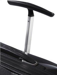 Samsonite Valise rigide Lite-Shock Spinner black 69 cm-Vue du haut