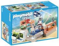 Playmobil City Life 5530 Operatiekwartier-Vooraanzicht