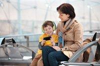 JVC casque HA-KD5 pour enfants jaune/bleu-Image 1