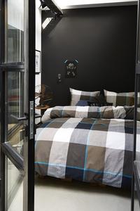 Beddinghouse Housse de couette Benja flanelle 240 x 220 cm-commercieel beeld