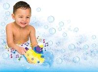 Tomy jouet de bain Alert'eau Sous-Marin-Image 2