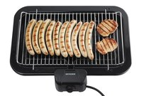 Severin Elektrische barbecue/grill PG2790 zwart-Afbeelding 1