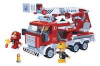 BanBao Fire 8313 Camion de pompiers-Avant