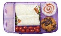 Sistema lunchbox Bento Box mauve-Image 1