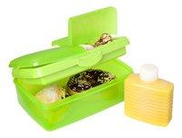 Sistema lunchbox Slimline Quaddie vert-Image 1