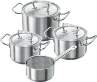 Classic by Demeyere set de 4 casseroles