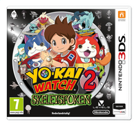 Nintendo 3DS Yo-Kai Watch 2: Bony Spirits NL