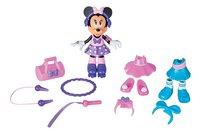 Figurine Minnie Fashionista Fitness-commercieel beeld