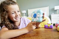 Polly Pocket speelset Hidden Hideouts Frosty Fairytale-Afbeelding 3