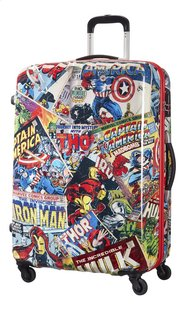 American Tourister Harde reistrolley Marvel Comics Spinner marvel print
