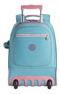 Kipling sac à dos à roulettes Clas Soobin L Bright Aqua C-Avant