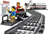 LEGO City 60051 Hogesnelheidstrein-Afbeelding 2