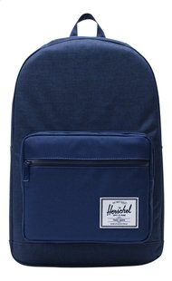 Herschel sac à dos Pop Quiz Medieval Blue Crosshatch-Avant